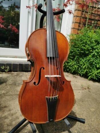 Fine Violoncello Da Spallas