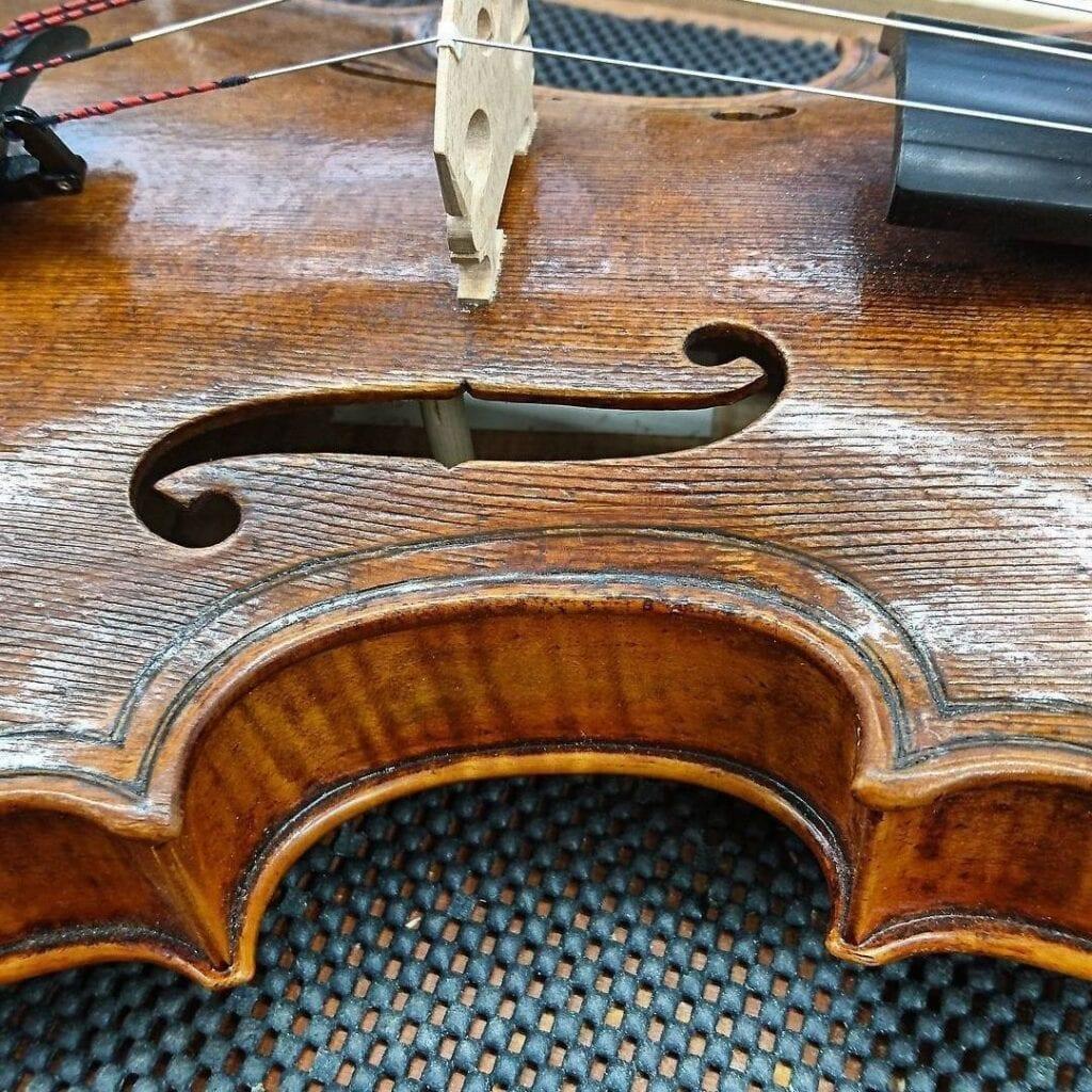 Maggini style viola